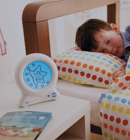 go clock sleep trainer clock
