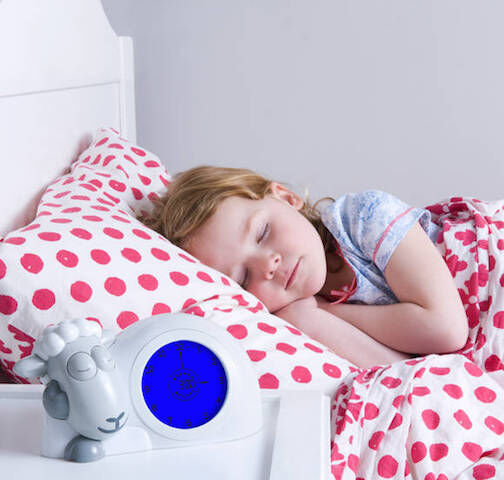 zazu sam sleep trainer clock