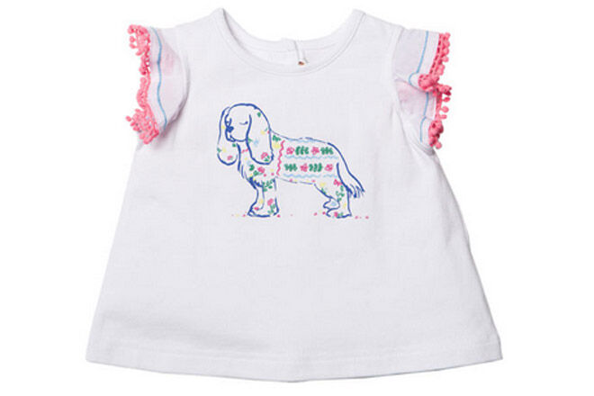 07.-Mexica-Dog-Frill-Sleeve-Top