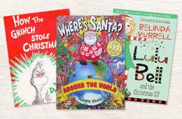 12 Magical Christmas Books