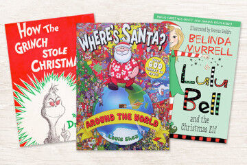 12 Magical Christmas Books