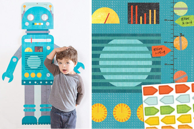 Petite Collage Growth Chart