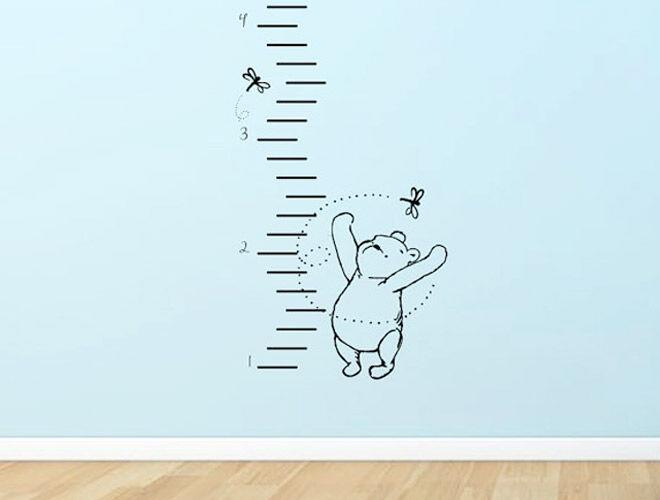 Winnie The Pooh Height Chart