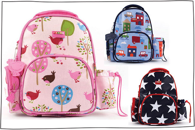 0f09f5980d Penny Scallan Backpacks (from  49.95)  With two front pockets