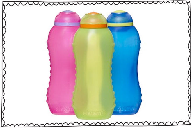 Sistema Drink Bottles