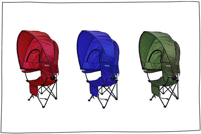 Tuckaway Shade Chair