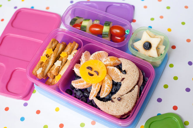 Bento lunchboxes