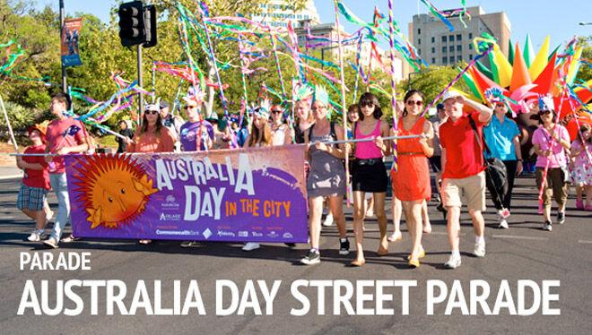 Adelaide Street Parade