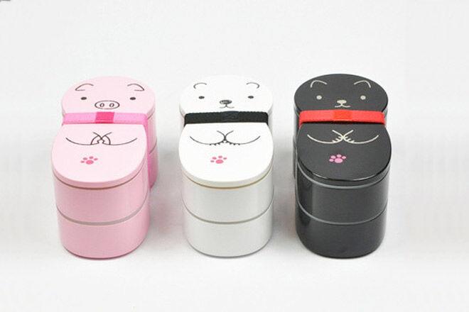 Animal Bento Boxes