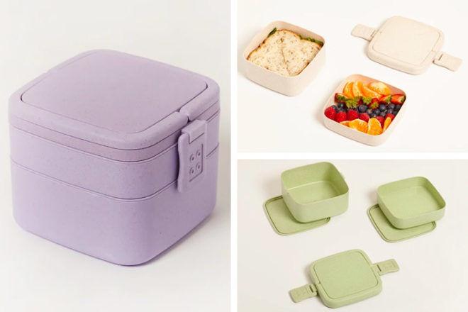 Big Bite Eco sandwich lunchbox