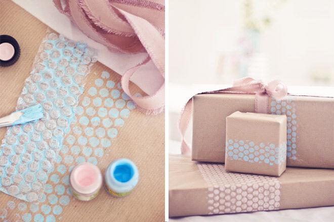 Bubble Wrap GiftWrap