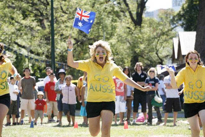 Darwin Australia Day Fun Run