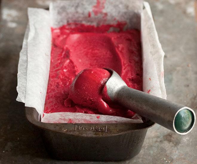 Red Velvet Cupcake Ice Cream