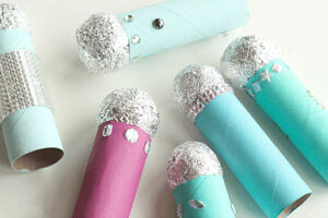 Disco Party Crafts