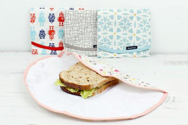 Keep Leaf Sandwich Food Wrap