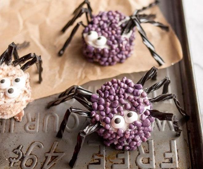 Marshmallow Spider