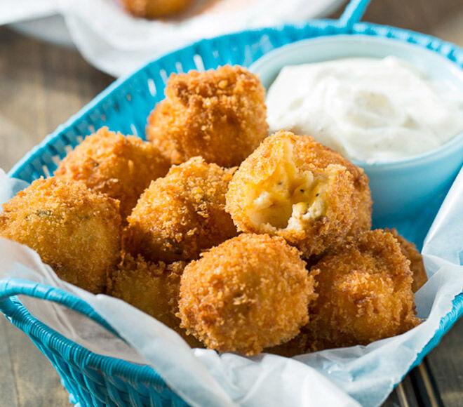 Mash Potato Balls