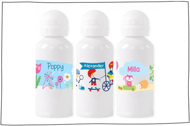 Personalised Drink Bottles