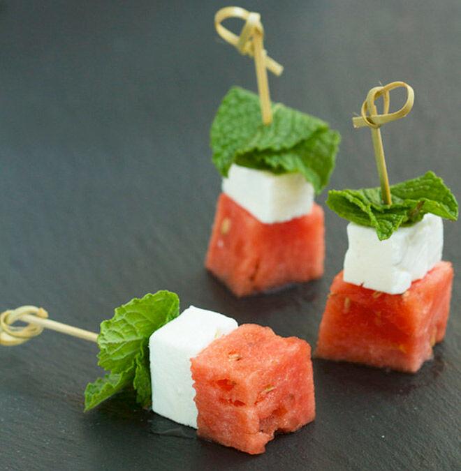 Simple salads ideas