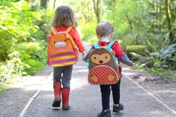 Toddler backpacks for starting school