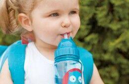 No leak drink bottles