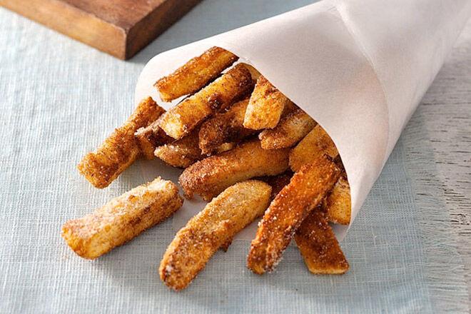 Cinnamon Crusts