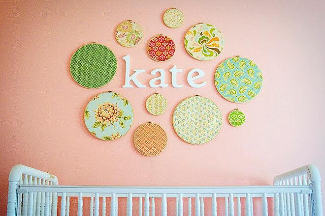 Nursery Art Ideas