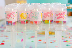 How to host a disco party