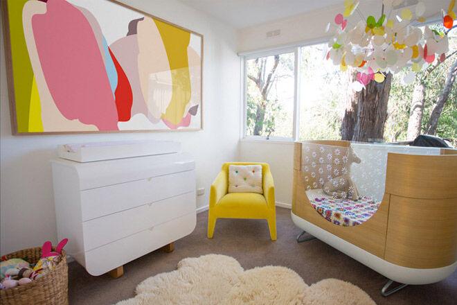 Cute Nursery Wall Art & 16 baby nursery art ideas to cure blank walls