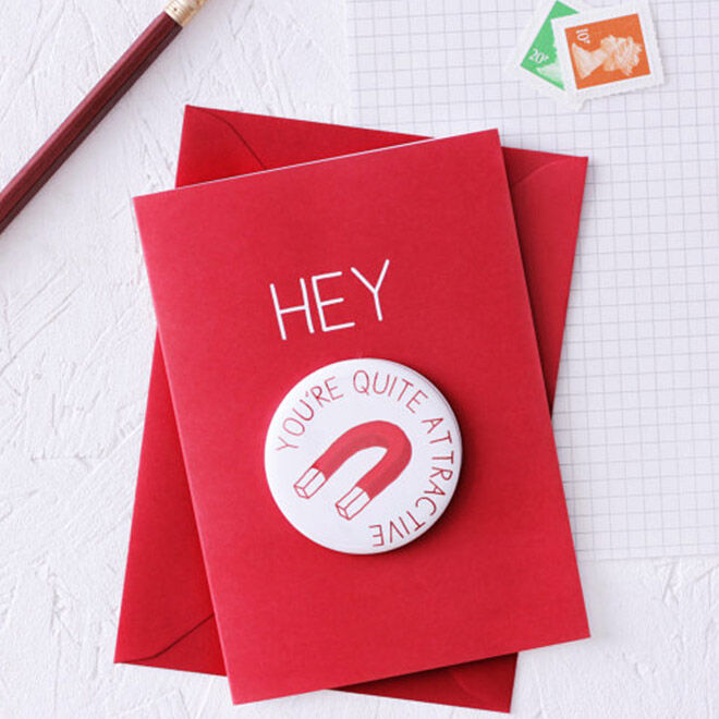 Funny Etsy Valentine's Day Card