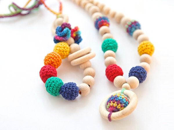 nihamaj teething jewellry