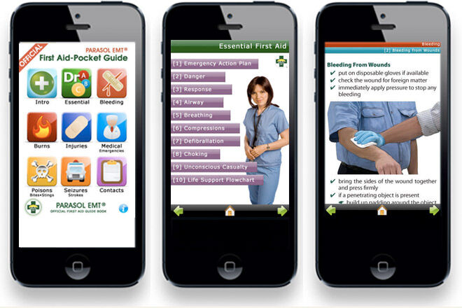 Australian First Aid Pocket App