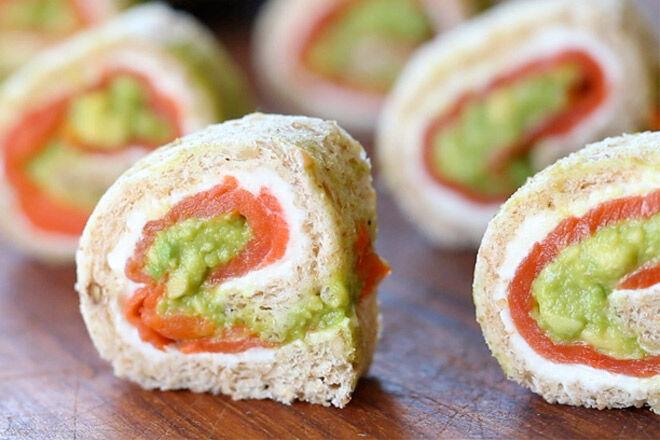 Sandwich Roll Up