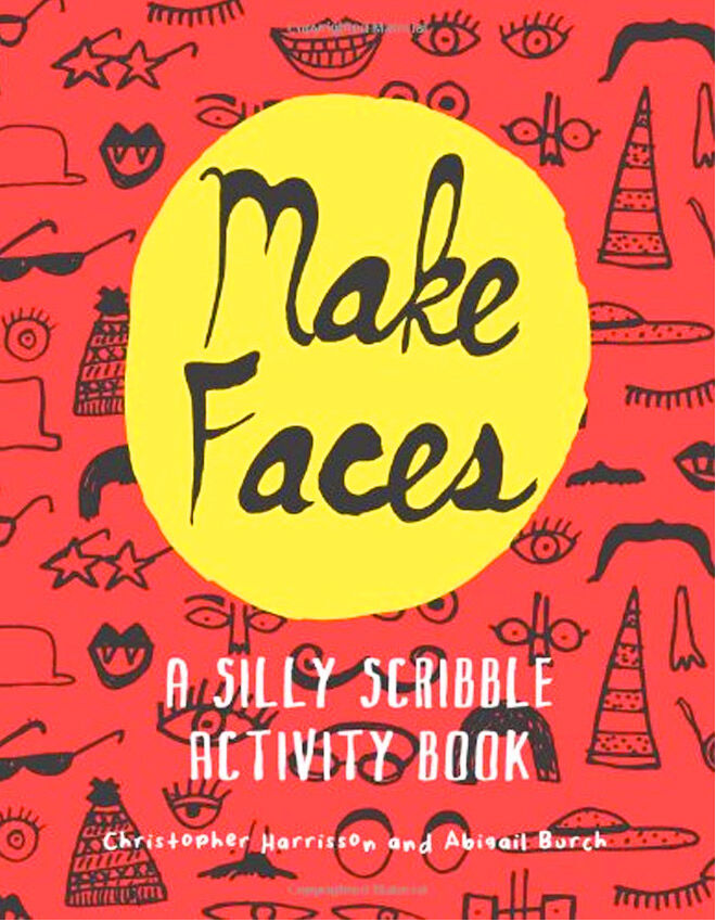 Cool colouring and scribble books for kids
