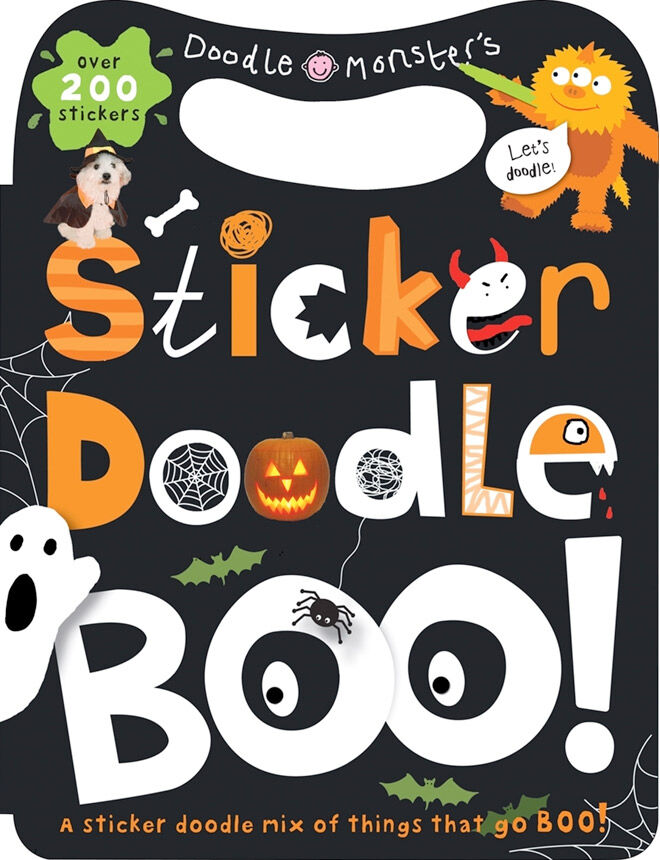 Cool activity books for kids