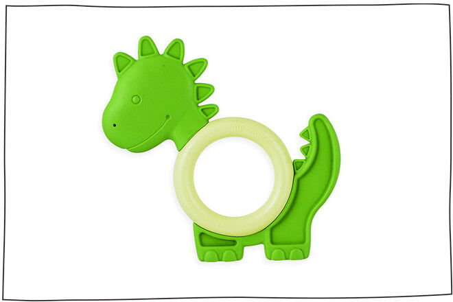 Dinosaur Teether