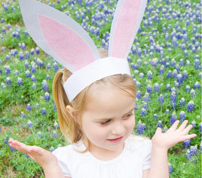 Easter Printables Bunny Ears