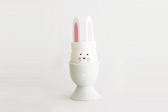 Easter Printable Egg Cup