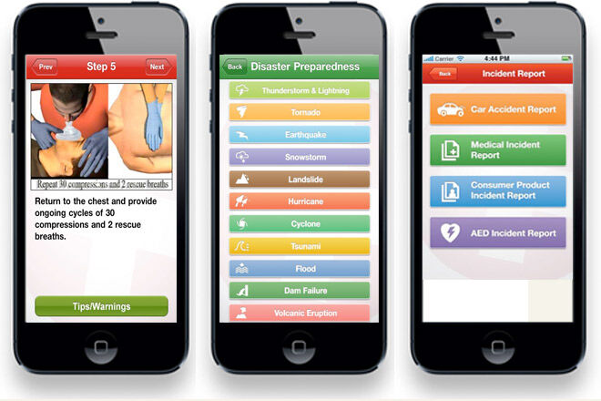 Go to Aid First Aid App