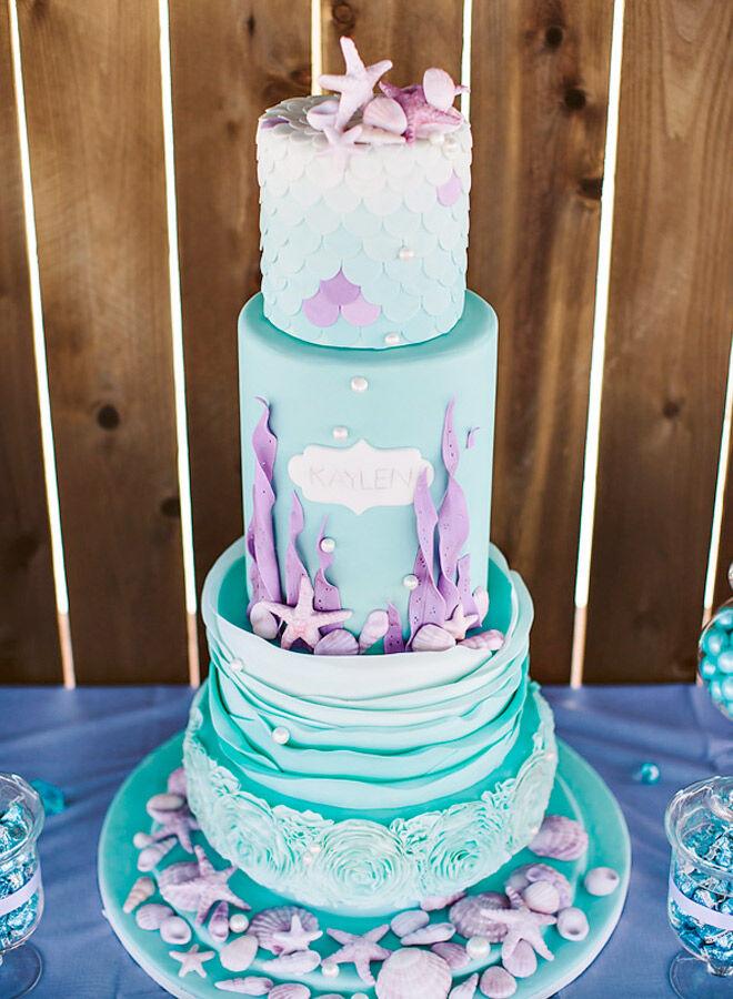 6 Magical Mermaid Cakes Guaranteed To Make A Splash Mum