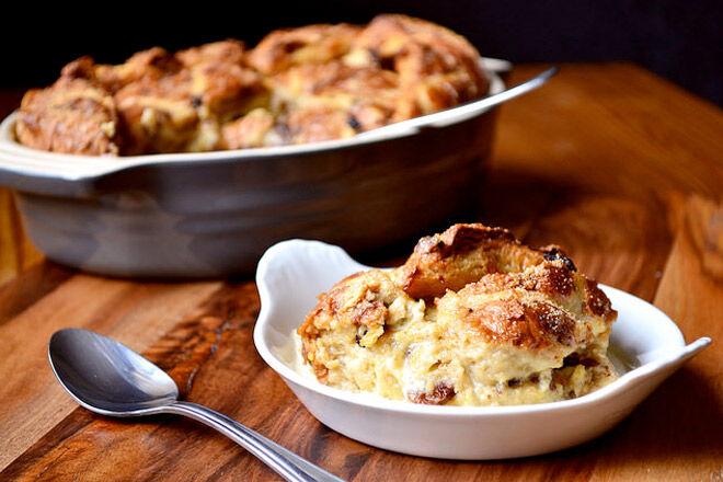 leftover hot cross bun recipes