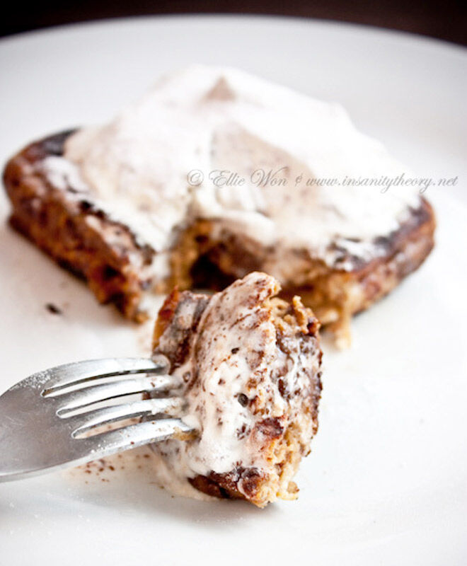 leftover hot cross bun recipe