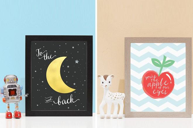 Love JK Wall Prints
