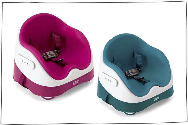 Mama and Papas Baby Bud Toddler Booster Seats
