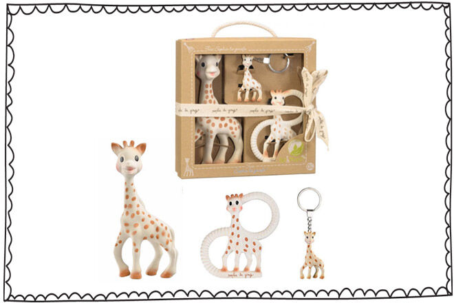 Sophie The Giraffe Set