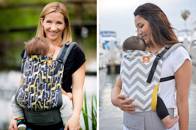 The Top 5 Baby Carriers And Slings Recommended By Mums