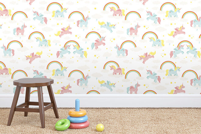 13 Modern Wallpapers For Your Child S Room Mum S Grapevine