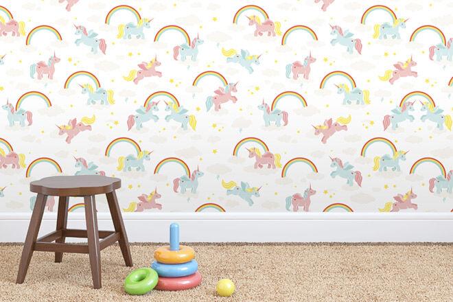 Jimmy Cricket Unicorn Wallpaper