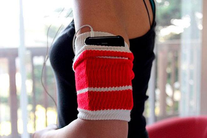 sport jumper knit exercise