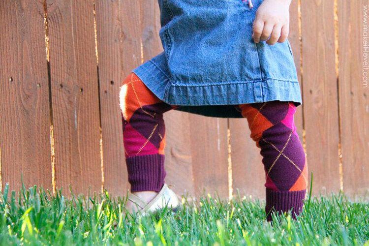 recycle craft sew kids wool